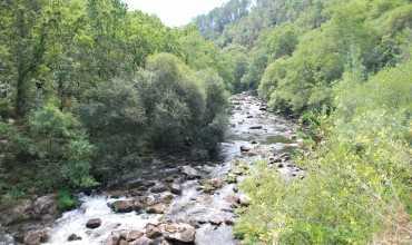 Sistema Fluvial Ulla-Deza  - SILLEDA