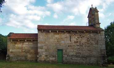 Igrexa Monacal de Santa María de Abades - SILLEDA