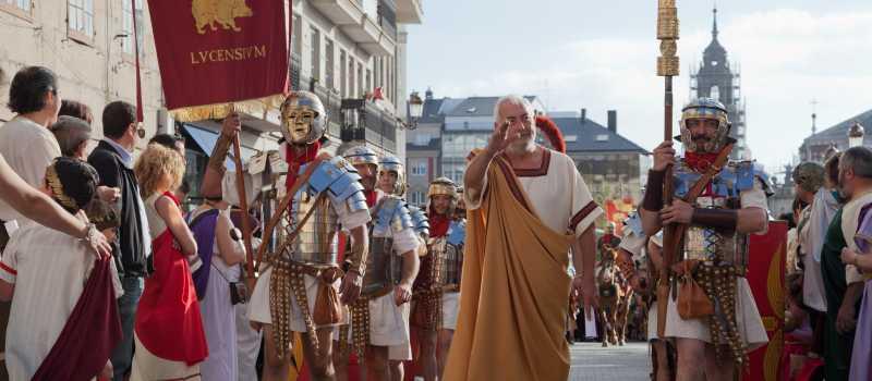 As festas máis importantes en xuño en Galicia